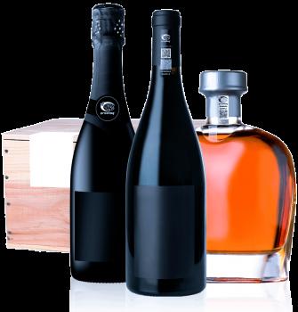 Fälschungsschutz Wein
